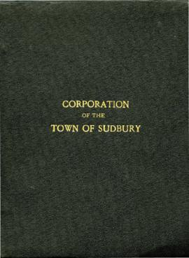 Auditor's Report for the Town of Sudbury
