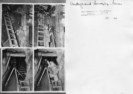 Underground Surveying - Raises - FALCONBRIDGE NICKEL MINES LTD. FALCONBRIDGE, ONTARIO PHOTOGRAPH ...