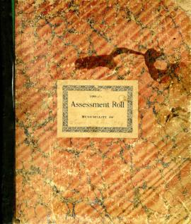 Assessment Roll for the Municipality of the Town of Copper Cliff for 1903