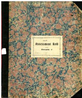 Assessment Roll for the Municipality of the Town of Copper Cliff for 1906
