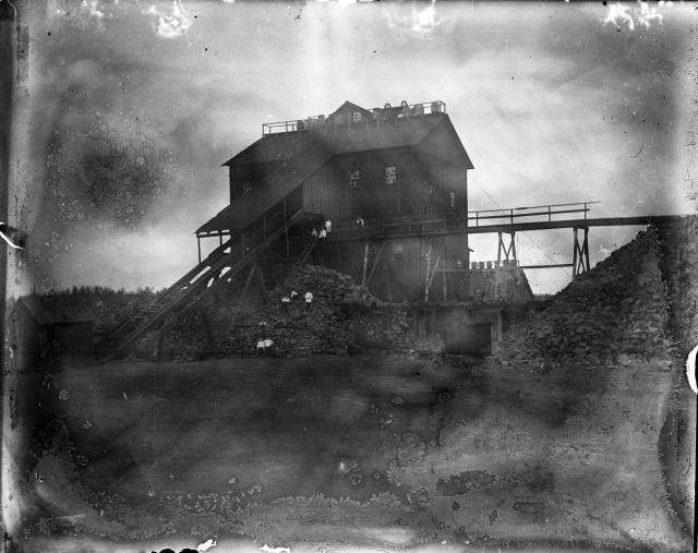 Stobie Mine Smelter - Archeion