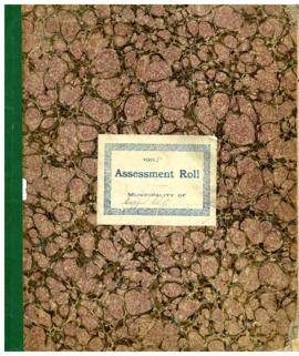 Assessment Roll for the Municipality of the Town of Copper Cliff for 1905