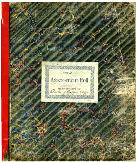 Assessment Roll for the Municipality of the Town of Copper Cliff for 1904