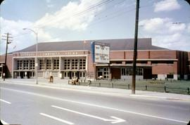 28. Hockey Arena Sudbury - Photo Copyright Rideau Air-Photos Ltd Seeley's Bay, Ont. Can