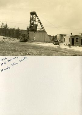 1952 Mid February Hardy Mine Shaft