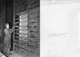 Ventilation Heating Unit #5 Shaft - FALCONBRIDGE NICKEL MINES LTD. FALCONBRIDGE, ONTARIO PHOTOGRA...