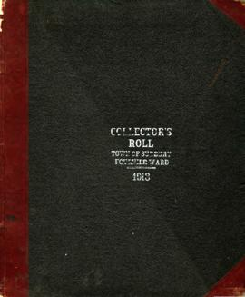 Collector's Roll Town of Sudbury Fournier Ward - 1913