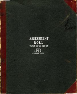 Assessment Roll Town of Sudbury 1912 (Fournier Ward)