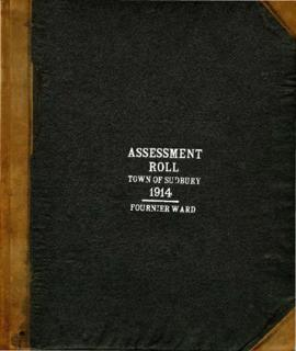 Assessment Roll Town of Sudbury 1914 (Fournier Ward)