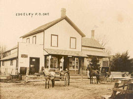 Edgeley, Ontario post office