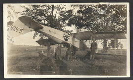 Stapley family Royal Flying Corps photograph collection