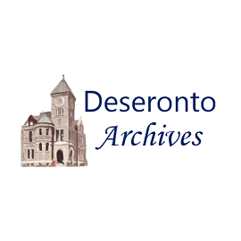 Go to Deseronto Archives