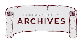 Dundas County Archives