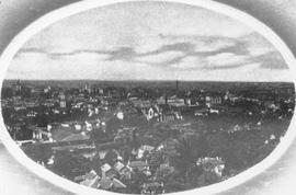 Bird's eye view of Guelph