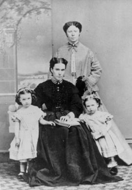 Daughters of Col. Saunders