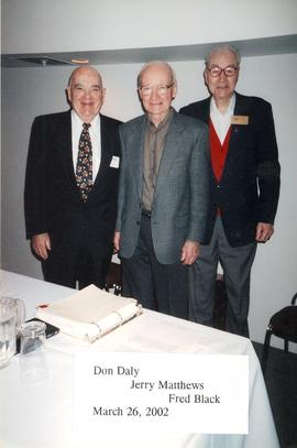 Guelph-Wellington Men's Club members