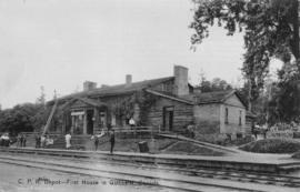 C.P.R Depot First House in Guelph