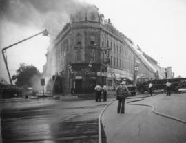 Wellington Hotel Fire