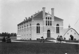 Ontario Agricultural College, gymnasium building