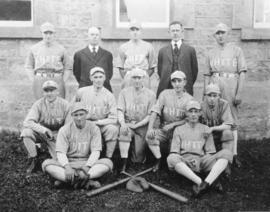 The White Sewing Machine Co. of Canada baseball team