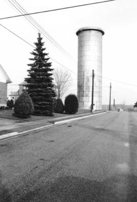 Old Guelph water tower