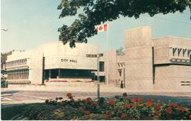 City Hall and Provincial Court Buildings, Brantford, Ontario