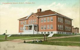 Consolidated School, Ontario Agricultural College