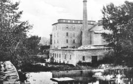 Goldie's Dam and Mill