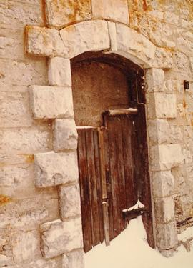 Goldie Mill, doorway to mill's core