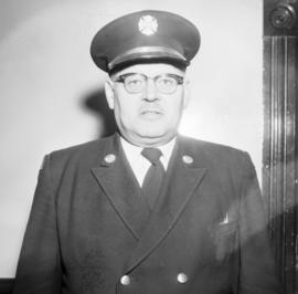 Fire Department Captain - Les Cross