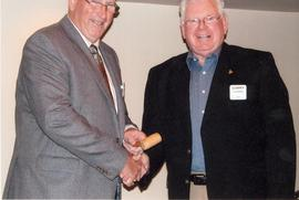 Guelph-Wellington Men's Club presidents