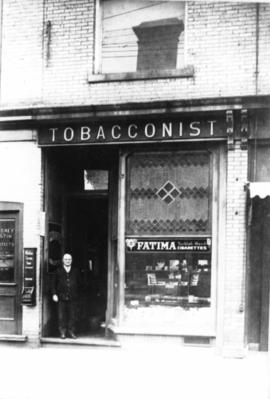 Old Tobacco Shop