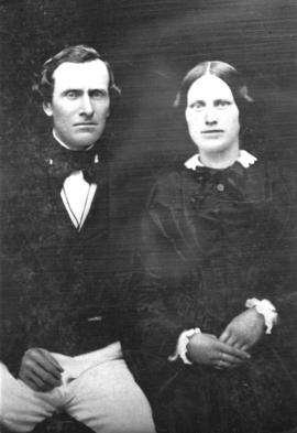 Armstrong, James and Mary Ferguson Armstrong