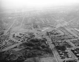 Aerial view - Eramosa Rd. and Stevenson St.
