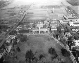 Aerial view - University of Guelph