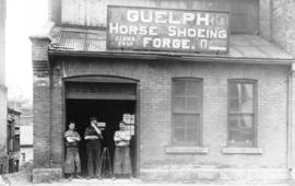 Guelph Horse Shoeing Forge