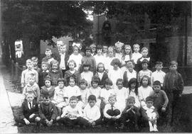 King Edward School students