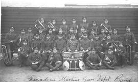 Canadian Machine Gun Depot Band