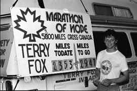Terry Fox in Guelph