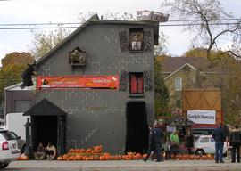 Guelph Professional Firefighters Haunted House