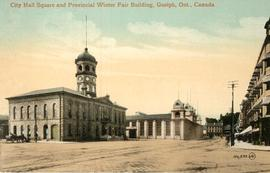 City Hall Square and Provincial Winter Fair Building