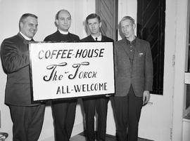 Youth group opens coffee house