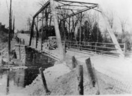 Speedvale Avenue bridge