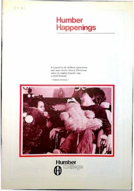 """Humber Happenings"" : [1981 special edition]"