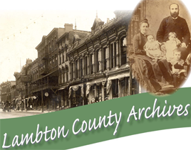 Go to Lambton County Archives