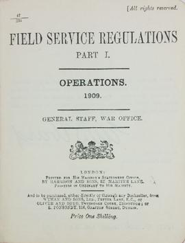Handbooks and Reports Fonds