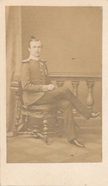 Photograph of Prince Louis of Hesse