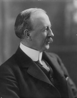 Photograph of Martin Burrell