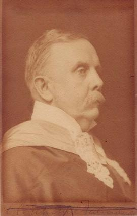 Photograph of Sir William Glenholme Falconbridge