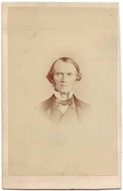 Photograph of John Sandfield Macdonald